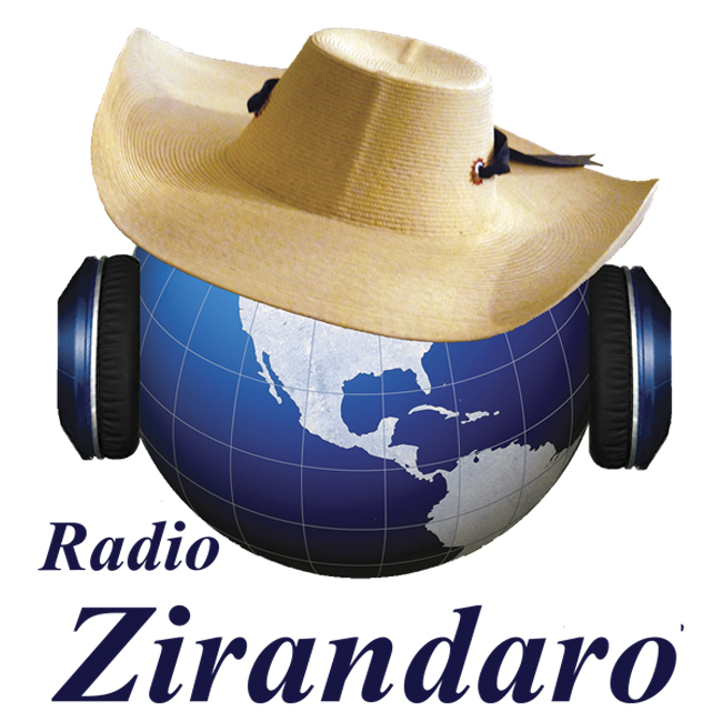 Logotipo de Radio Zirándaro