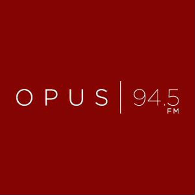 Logotipo de Opus 94.5 FM