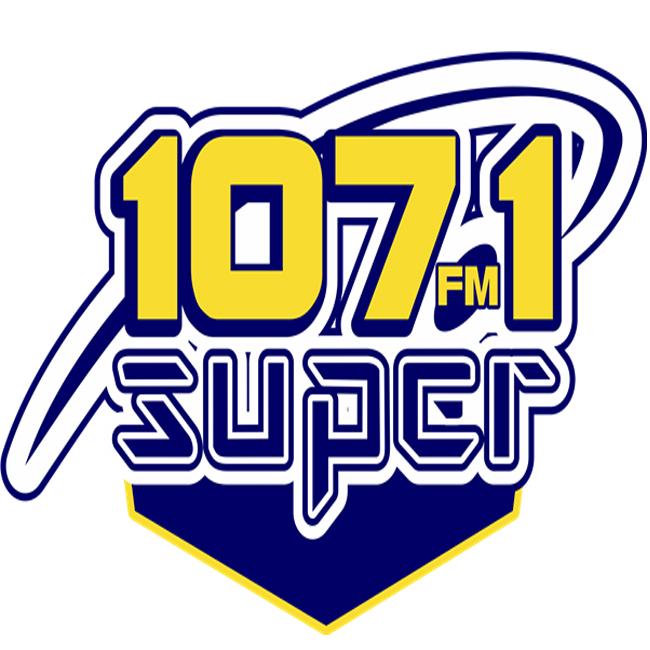 Logotipo de Super 107.1 FM
