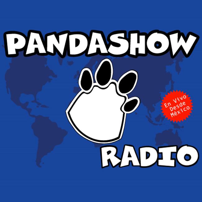 Logotipo de Panda Show Radio