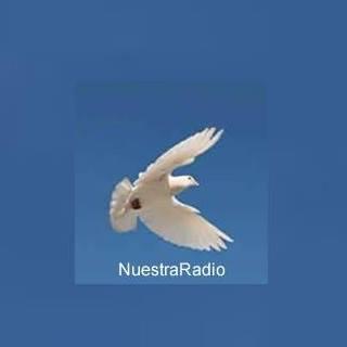 Logotipo de Nuestra Radio Cristiana México