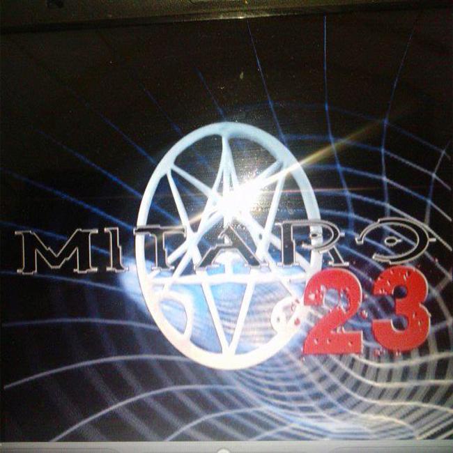 Logotipo de Mitaro Radio