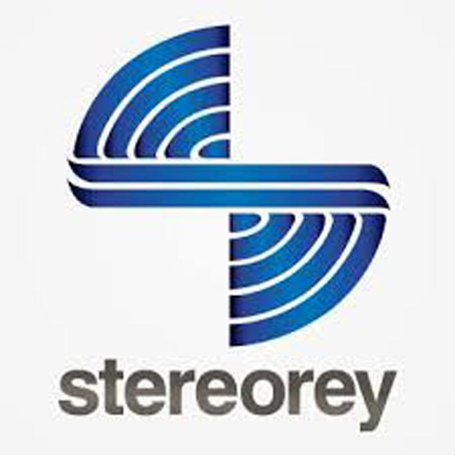 Logotipo de Stereorey 102.5 FM