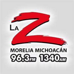 Escuchar en vivo Radio La Zeta Morelia 96.3 FM de Michoacan