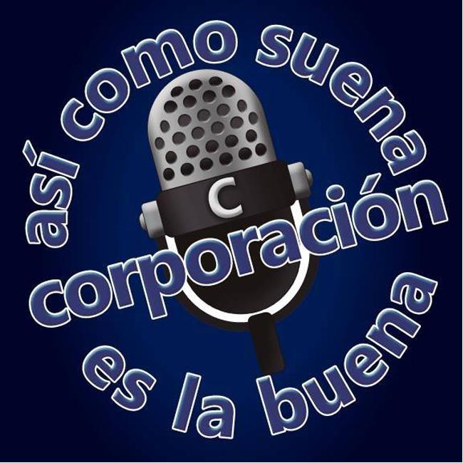Logotipo de Radio Corporación