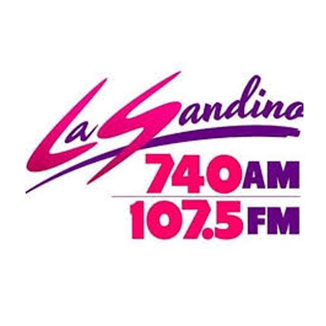 Logotipo de Radio La Sandino 740 AM