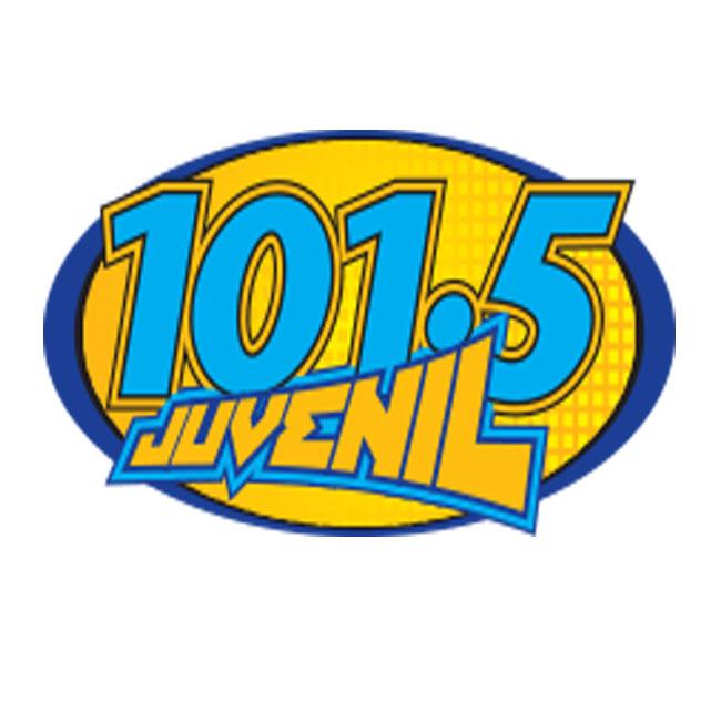 Logotipo de Radio Juvenil 101.5 FM