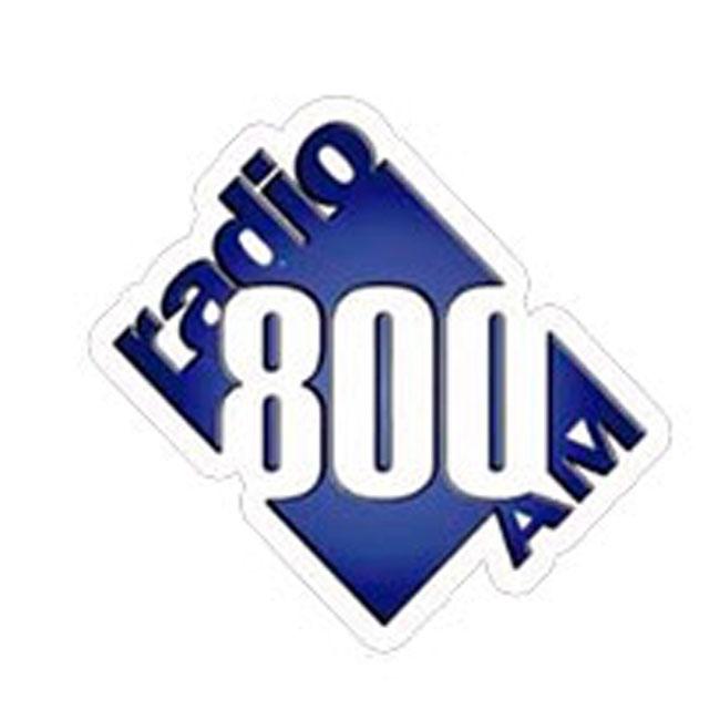 Logotipo de Radio 800 AM