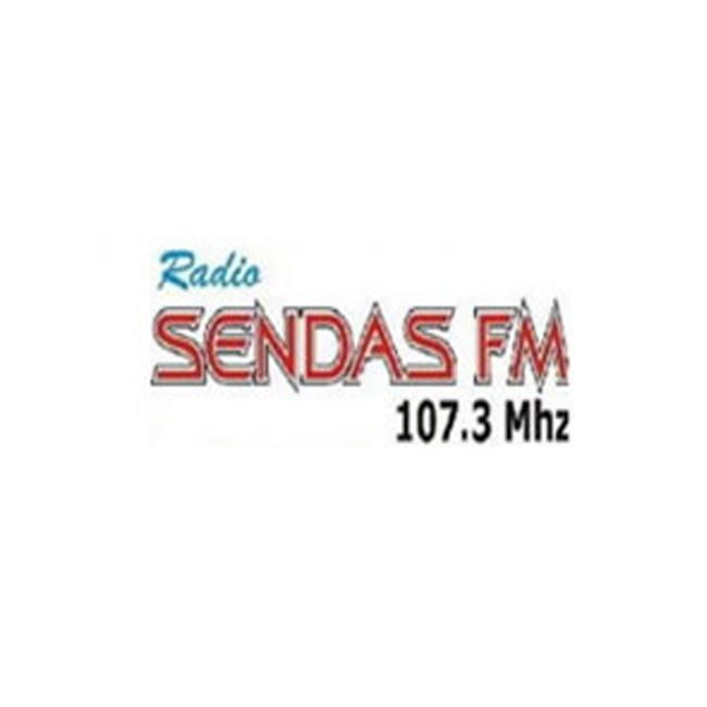 Logotipo de Radio Sendas 107.3 FM