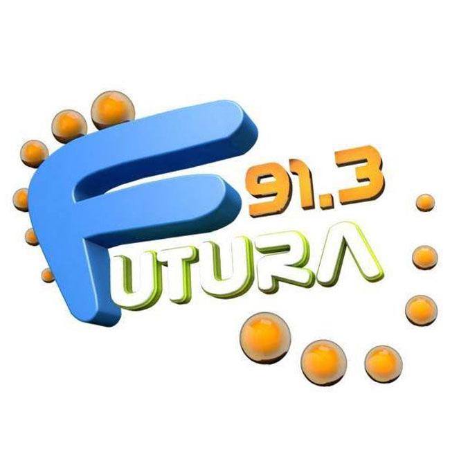 Logotipo de Futura 91.3 FM