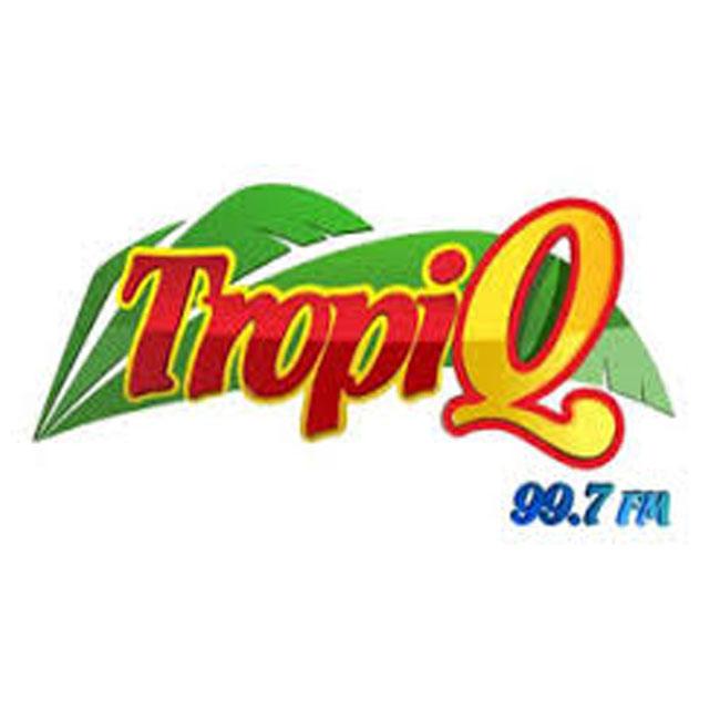 Logotipo de Tropi Q 99.7 FM