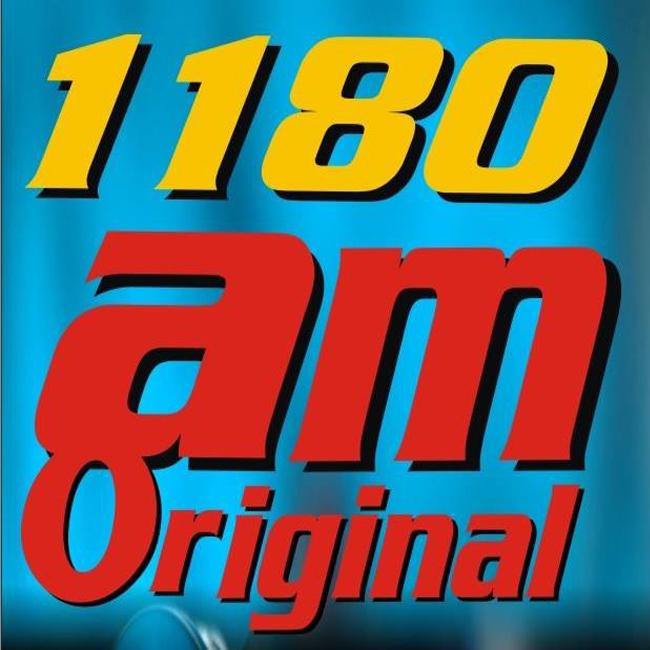 Logotipo de Original 1180 AM