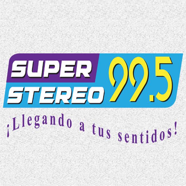 Logotipo de Super Stereo 99.5 FM