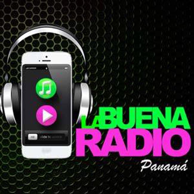 Logotipo de La Buena Radio Panamá