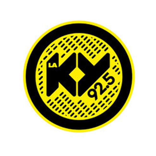 Logotipo de La KY 92.5 FM
