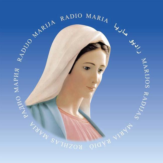Logotipo de Radio María 93.9 FM