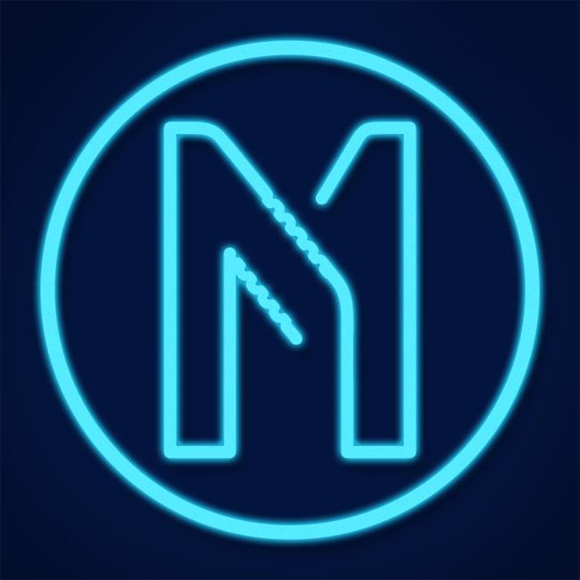 Logotipo de Metrópolis 93.3