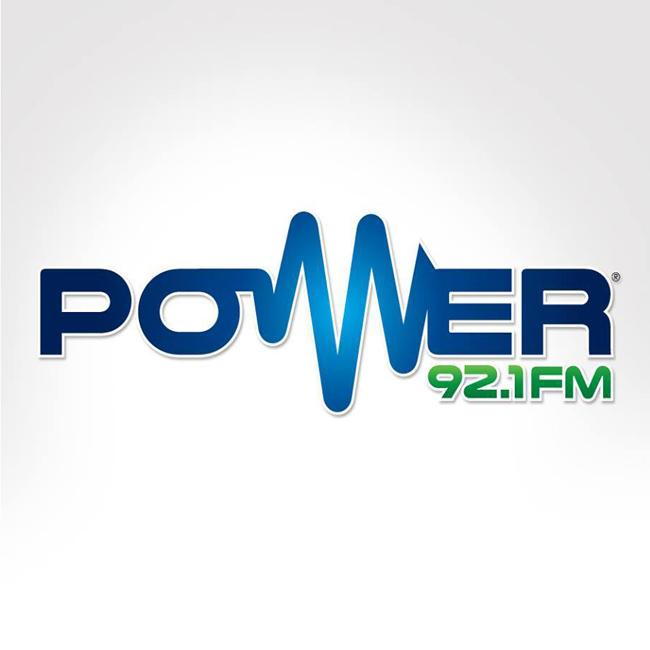 Logotipo de Power 92.1 FM