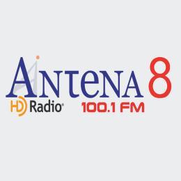 Escuchar en vivo Radio Antena 8 100.1 FM de Panama