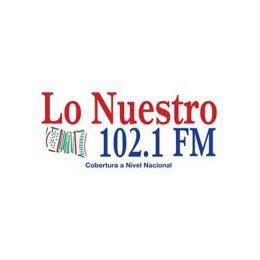 Escuchar en vivo Radio Lo Nuestro 102.1 FM de Panama