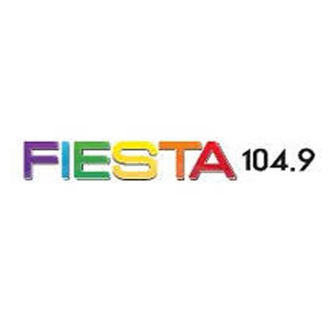 Logotipo de Fiesta 104.9 FM