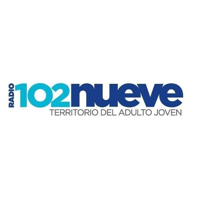 Logotipo de Radio 102.9 FM