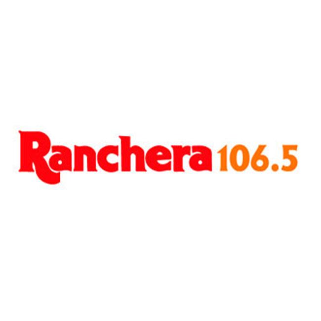 Logotipo de Ranchera 106.5 FM