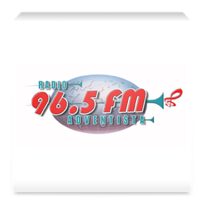 Logotipo de Radio Adventista 96.5 FM