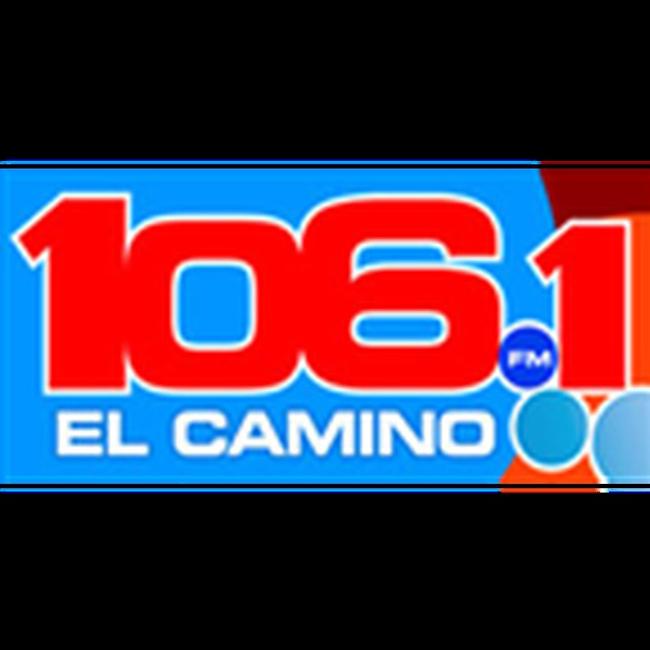 Logotipo de El Camino 106.1 FM La Libertad