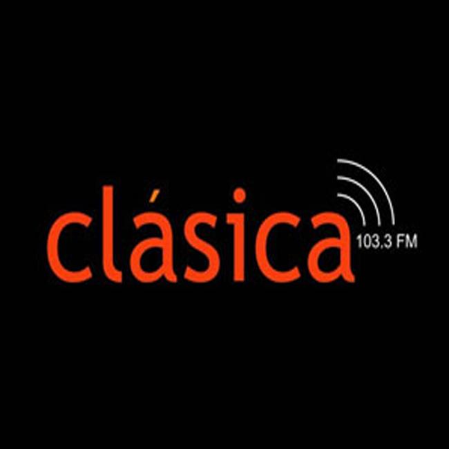 Logotipo de Radio Clásica 103.3 FM