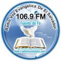 Escuchar en vivo Radio Radio Fuente de Fe 106.9 FM de Chalatenango