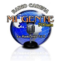 Escuchar en vivo Radio Radio Cadena Mi Gente de 0