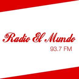 Escuchar en vivo Radio Radio El Mundo 93.7 FM de San Salvador