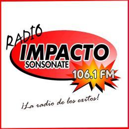 Escuchar en vivo Radio Radio Impacto 106.1 FM de Sonsonate