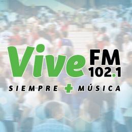 Escuchar en vivo Radio Vive FM 102.1 de San Salvador