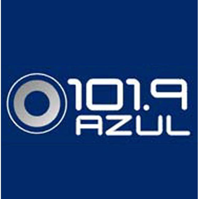 Logotipo de Azul 101.9 FM