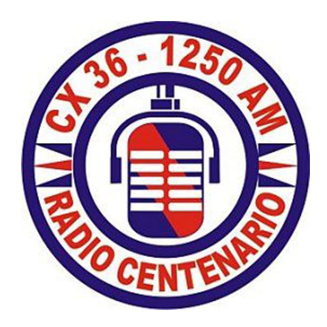Logotipo de Radio Centenario 1250 AM