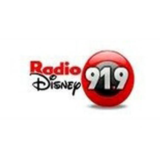Logotipo de Radio Disney 91.9 FM