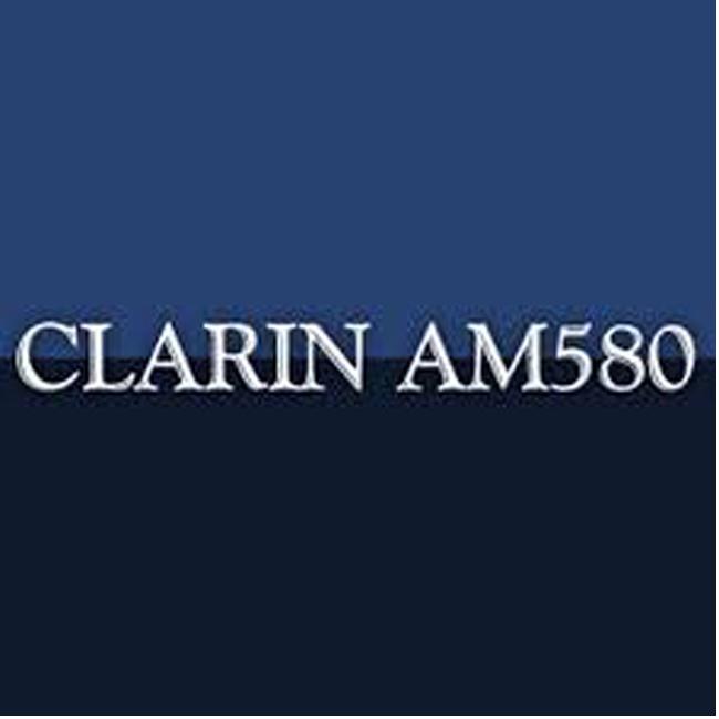 Logotipo de Radio Clarín 580 AM