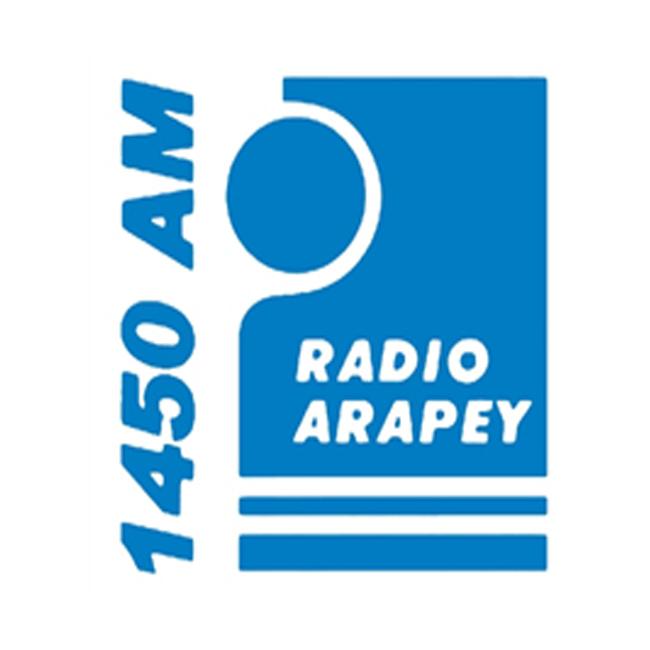 Logotipo de Radio Arapey 1450 AM