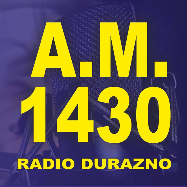 Logotipo de Radio Durazno 1430 AM
