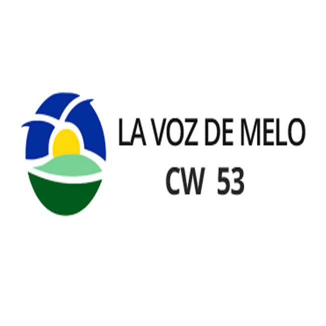 Logotipo de La Voz De Melo CW 53