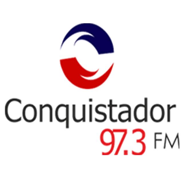 Logotipo de Conquistador 97.3 FM