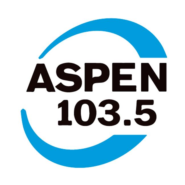 Logotipo de Aspen 103.5 FM Punta del Este