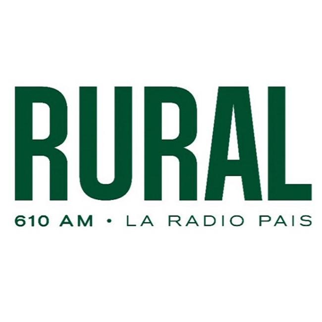 Logotipo de Radio Rural 610 AM