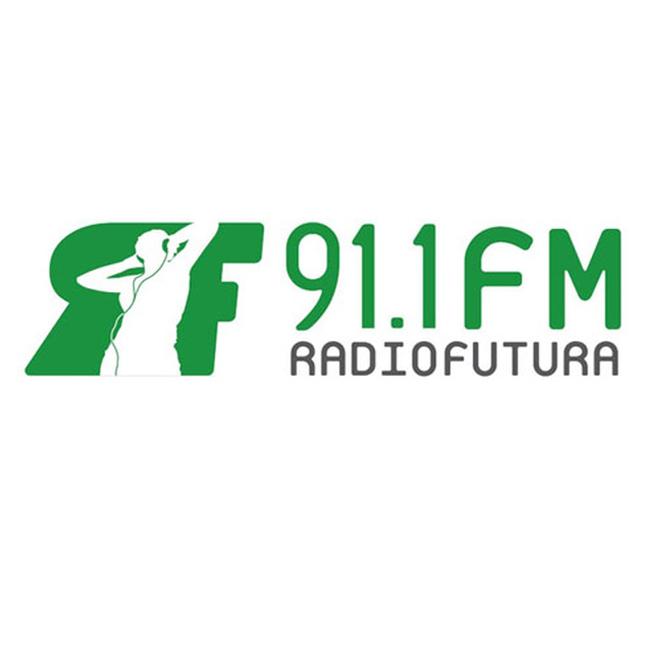 Logotipo de Radio Futura 91.1 FM