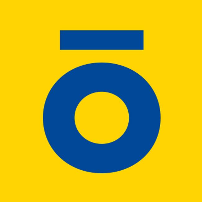 Logotipo de Océano 93.9 FM