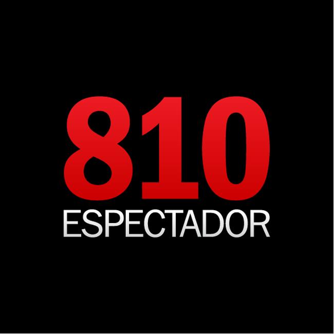Logotipo de Espectador 810 AM