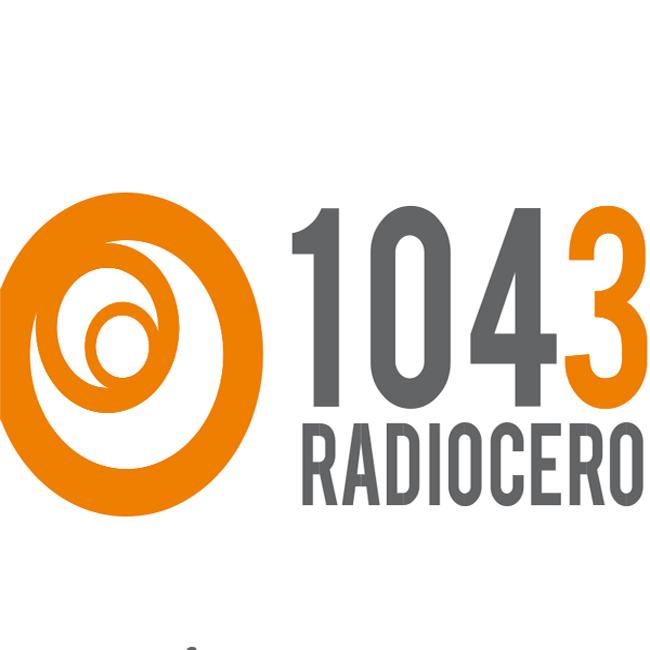 Logotipo de Radiocero 104.3 FM