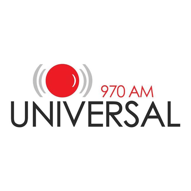 Logotipo de Radio Universal 970 AM